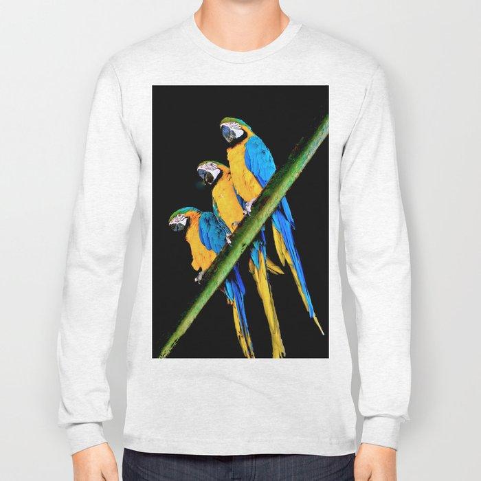 3 of a Kind Long Sleeve T-shirt