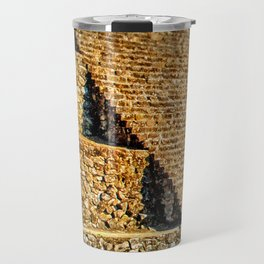 PATTERNS OF HISTORY Travel Mug