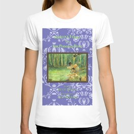 Sherlock Ferret and the Poisoned Pond (cover) T-shirt