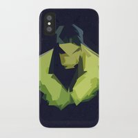 hulk iPhone & iPod Cases featuring Hulk by Javier Martinez
