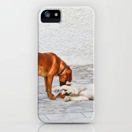 Good Morning My Dear! iPhone Case
