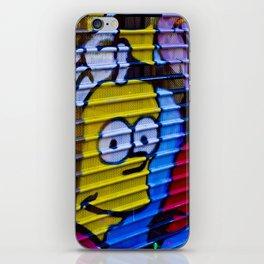 Bart iPhone Skin