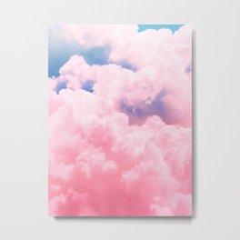 Candy Sky Metal Print
