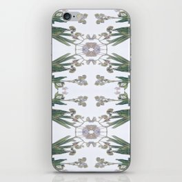 Forget Me Nots Study iPhone Skin