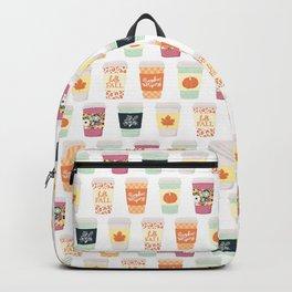 Hello Fall Tumbler and Pumpkin  Backpack