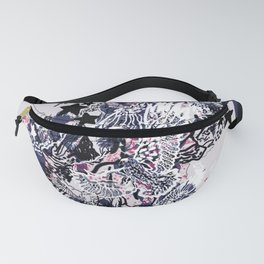 Brush & eagles Fanny Pack