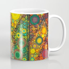 Bubble Mosaic Coffee Mug