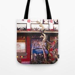 Hot Shop Tote Bag
