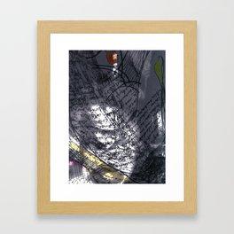 Vuelvo a mí VIII Framed Art Print