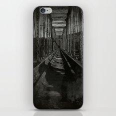 trainbridge iPhone & iPod Skin