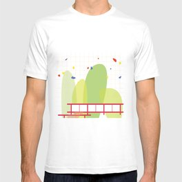 architecture - mies van der rohe T-shirt