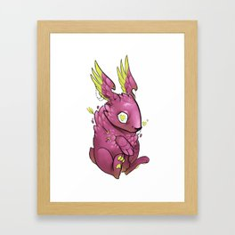 This is Love Framed Art Print
