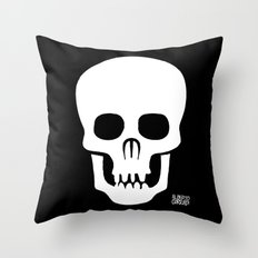 EYE SKULL Throw Pillow