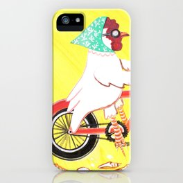 Free Range iPhone Case