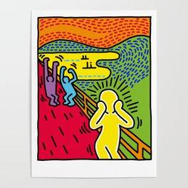 Screaming Poster