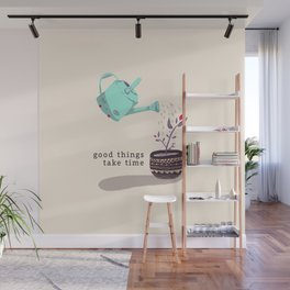 good things Wall Mural