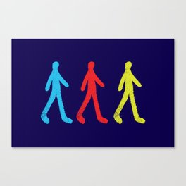 The Wanderers Canvas Print
