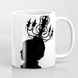 Be Our Guest | @makemeunison Hand Drawn Art Coffee Mug