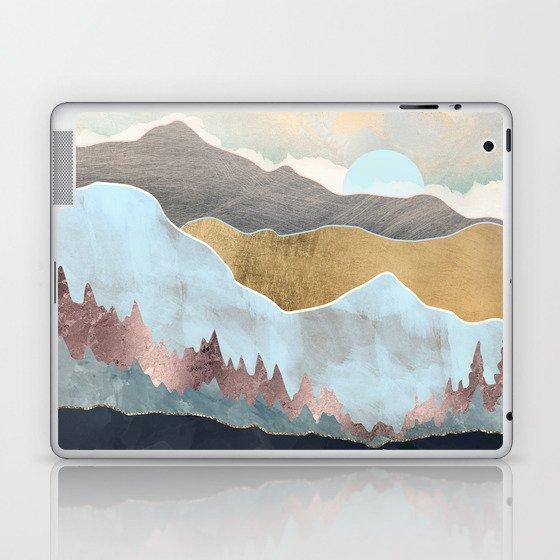 Winter Light Laptop & iPad Skin