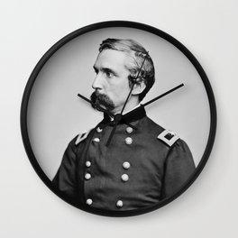 General Joshua Lawrence Chamberlain Wall Clock