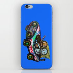 A trip by car iPhone & iPod Skin
