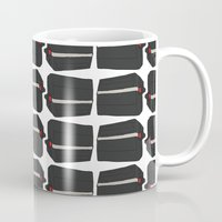 polaroid Mugs featuring Polaroid by Deborah Gruber