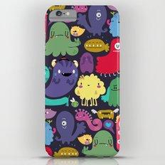 Colorful creatures Slim Case iPhone 6 Plus