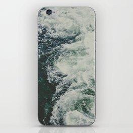 Summer Ocean Waves iPhone Skin