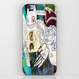 Collage 27 iPhone Skin