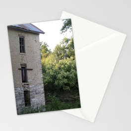 Crumbling Time Stationery Cards