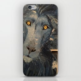 Lion and the Lamb iPhone Skin
