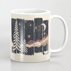 A Starry Night in the Mountains... Mug