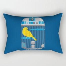 R2 Birdcage Rectangular Pillow
