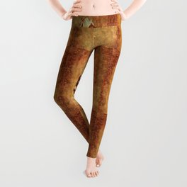 It's All Bull! - Bucking Rodeo Bull Leggings