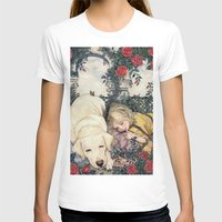 sleeping beauty T-shirts featuring Sleeping Beauty by Mike Lowe