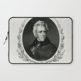 Andrew Jackson Laptop Sleeve