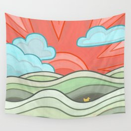 Ducky's Travels: Sun Wall Tapestry