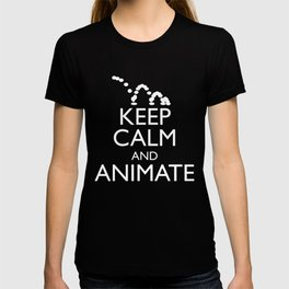 Let's Animate! T-shirt