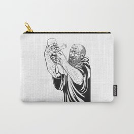 Simeon with Christ Carry-All Pouch