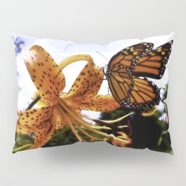 The Butterfly Has Landed Pillow Sham