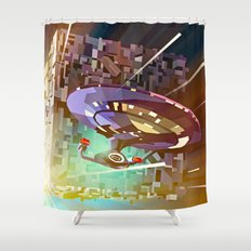 Futile Shower Curtain