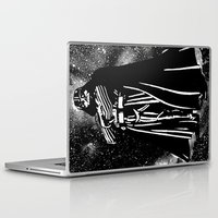 vader Laptop & iPad Skins featuring Vader by Saundra Myles
