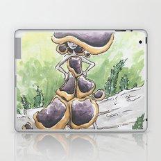 Empire of Mushrooms: Bulgaria inquinans Laptop & iPad Skin