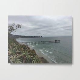 La Jolla Cove Metal Print