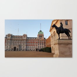 Horse Guards Parade Canvas Print