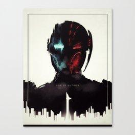 Ultron Evolution Canvas Print