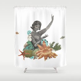 Océano Shower Curtain