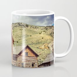 Old West Town Coffee Mug