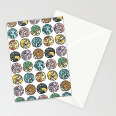 Circle of Eevees Stationery Cards