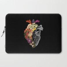 Flower Heart Spring Laptop Sleeve